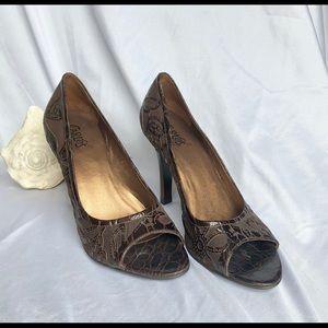 Carlos heel dress shoes